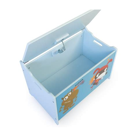 coffre chambre enfant coffre 224 jouets en bois meuble chambre enfant motif