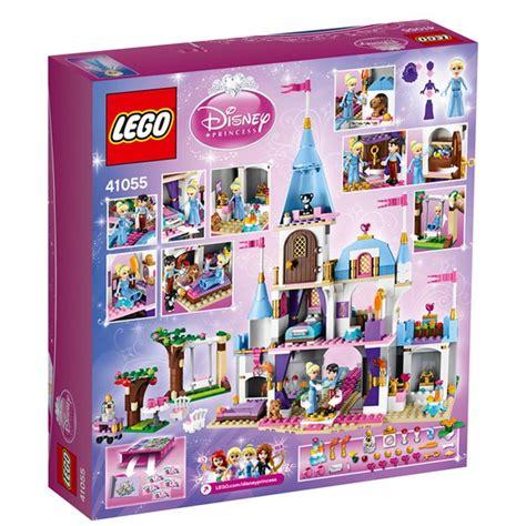 Lego Sy Princess Elsa Frozen Castle Istana Princes Elsa lego disney princess cinderella s castle 41055 iwoot