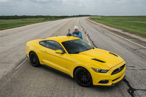 hpe750 supercharged mustang runs 207 9 mph hennessey