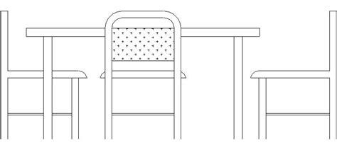 bloques autocad gratis muebles mesa de comedor  oficina