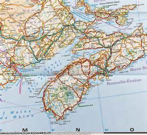 map east canada map of eastern canada reise how mapscompany