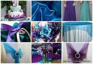 purple and turquoise wedding classic weddings and events march 2012