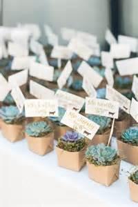Picture Wedding Favors by Best 25 Succulent Favors Ideas On