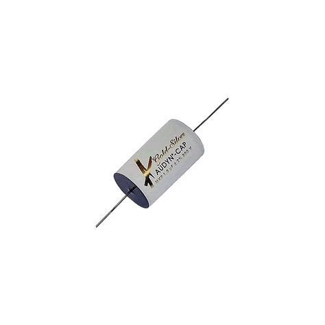 audyn capacitor review audyn gold silver mkp capacitor gold silver 250vdc 6 80μf audiophonics