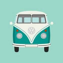 clipart sea green camper van by graphic nothing some