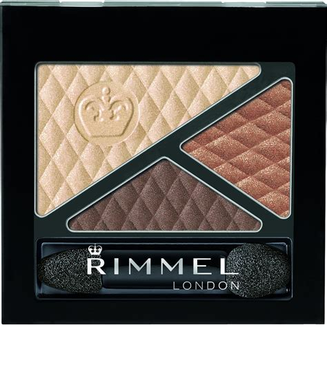 Eyeshadow Rimmel rimmel glam eye shadow smokey brun