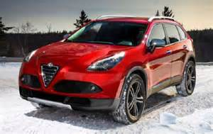 Alfa Romeo C Suv Alfa Romeo Suv 2016 Car Release Date