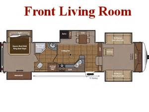 Front Living Room 5th Wheel Floor Plans | new fifth wheels for sale broadmoor rv superstore
