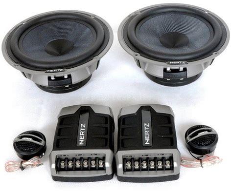 Speaker Hertz Hsk 165 hertz hsk 165 xl system 250w