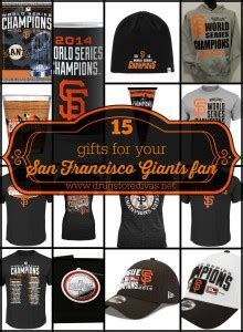 gifts for giants fans top 15 gifts for your san francisco giants fan drugstore