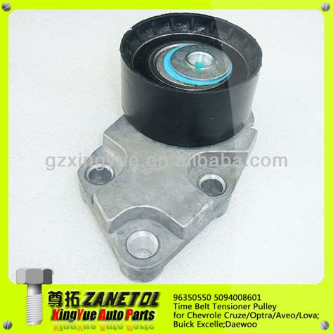 96350550 time belt tensioner pulley 5094008601 for chevrole cruze optra aveo lova buick excelle