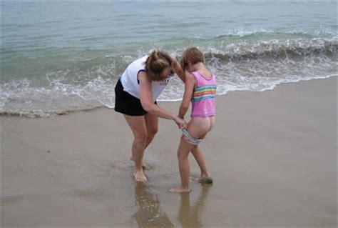 naturist child team behringer beachin it again