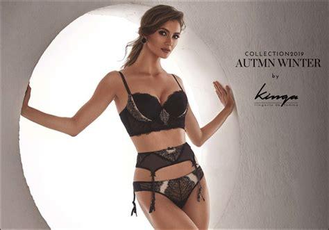 kinga lingerie autumn winter collection catalog