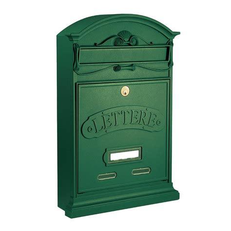 cassetta per lettere lettere 187 alubox