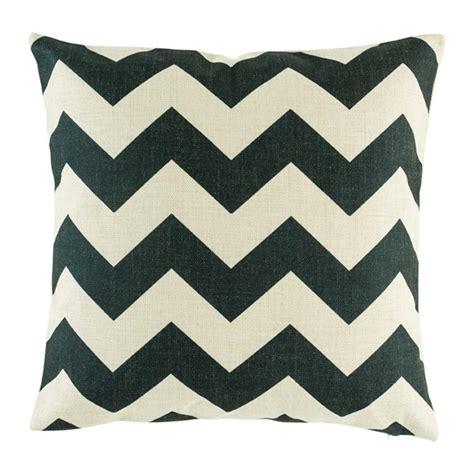 Chevron Cover by Buy Grand Black Chevron Cushion Cover Simply Cushions