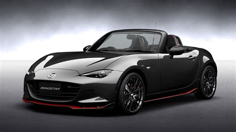 mazda roadster rs racing concept pictures