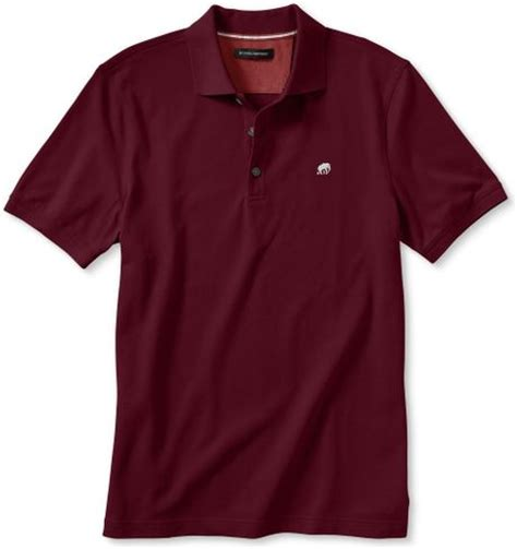 Poloshirt Banana Chippy banana republic signature piqu 227 polo shirt in for school lyst