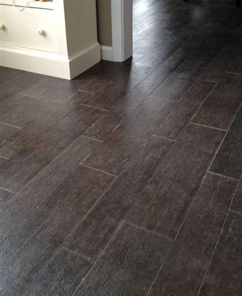 marazzi tile planks yes its tile not hardwood in ebony