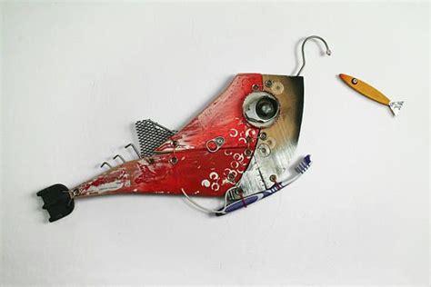 cornici strane strange marine creatures pesci da appendere come quadri