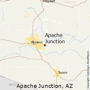 best places to live in apache junction arizona