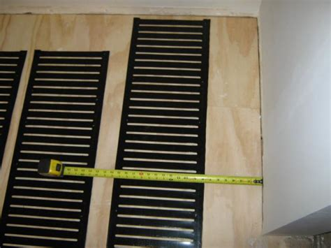 Electric Radiant Floor Heating by Electric Radiant Floor Heat Ruby Construction Llc