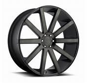 Shot Calla  S121 DUB Wheels