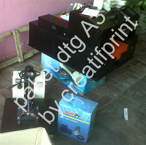 Paket Printer Dtg harga paket printer dtg a3 januari 2013 creatif print