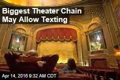 amc theatres will not allow texting you spoke we listened amc news stories about amc page 1 newser