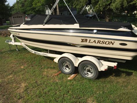 larson boats clear lake iowa larson 212 lsi 2004 for sale for 17 000 boats from usa