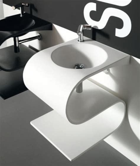 designer bathroom sink 17 modern designs of bathroom sinks pouted