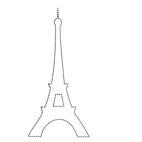 15 inch black eiffel tower wedding centerpiece paris