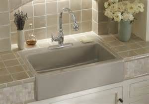 Tile In Kitchen Sink How To Install Ceramic Tiles Kitchen Sink