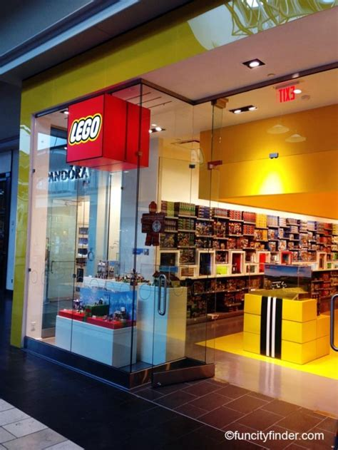 layout of castleton square mall lego store at castleton square mall in indianapolis