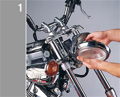 Motorrad Blinker Wechseln by Lenkkopflager Wechseln Louis Motorrad Freizeit