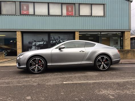 2013 bentley continental gt for sale used 2013 bentley continental gt gt v8 for sale in kent