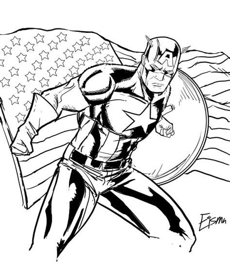marvel coloring pages captain america get this captain america coloring pages marvel superhero