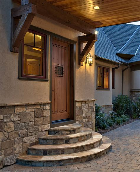 sun mountain custom interior exterior wood doors wide plank flooring