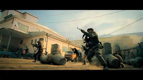 the expendables 3 2014 big screen action the expendables 2 opening action scene youtube