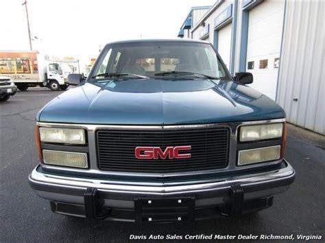 manual cars for sale 1993 gmc suburban 1500 interior lighting 1993 gmc suburban k 1500 series sle 4x4 loased 237641