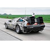 This Is Heavy A New DeLorean DMC 12 Could Go On Sale In