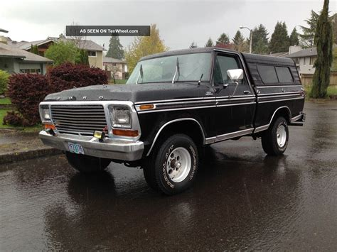 ford f150 short bed 1979 ford f150 long bed for sale autos post