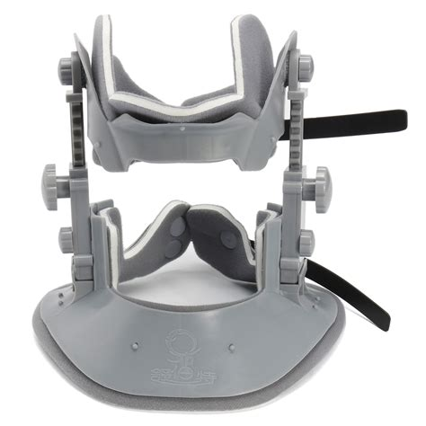 neck cervical collar traction device brace support