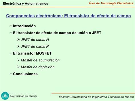 transistor fet introduccion transistor fet introduccion 28 images transitores de efecto de co field effect transistor