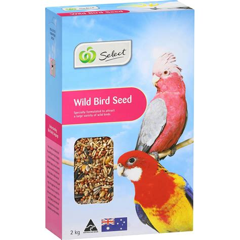 woolworths select bird food wild compare club