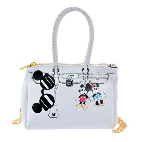 Travel Bag Mini Koper Mickey Mouse 1 mickey minnie mini purse disney store japan disney