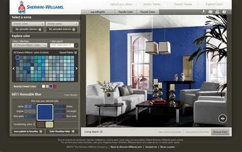 sherwin williams color visualizer tool pin by mandy sehn lavallee on home pinterest