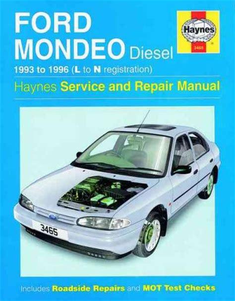 old cars and repair manuals free 1993 ford escort electronic valve timing ford mondeo diesel 1993 1996 haynes service repair manual sagin workshop car manuals repair