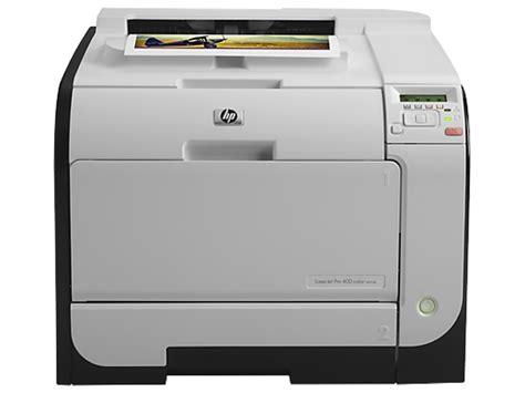 Toner Hp Laserjet Pro 400 hp laserjet pro 400 color printer m451dn
