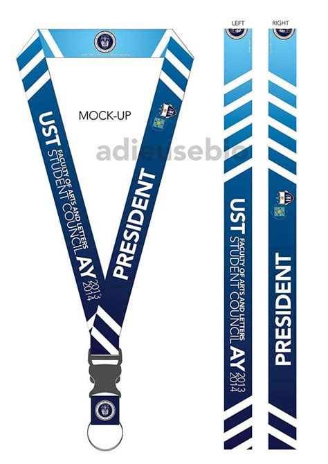 16 Best Lanyard Images On Pinterest Lanyards Miniatures And Mockup Lanyard Design Template