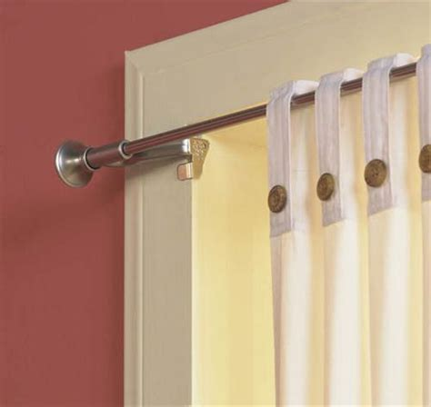 placement of curtain rods curtain rod installation furniture ideas deltaangelgroup